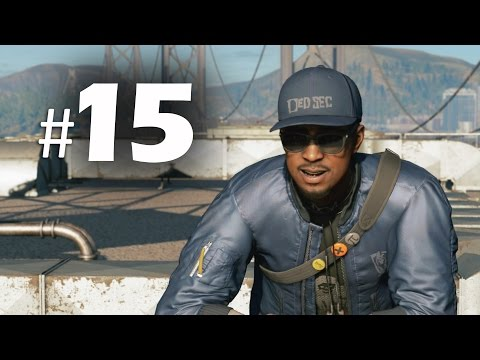 Watch Dogs 2 Gameplay Walkthrough Part 15 - Penthouse! PS4 Pro
