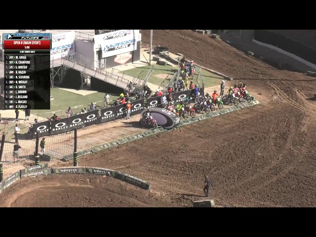 2019 Supercross Futures National Championship - Morning Sessions 10am-12pm