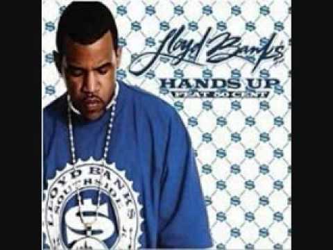 Lloyd Banks Ft. 50 Cent  - Hands Up (Instrumental + Hook + Link )