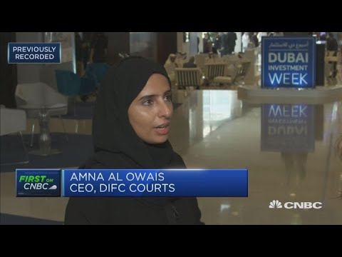 DIFC Courts CEO: Our legislative framework attracts foreign investment to Dubai | Capital Connection