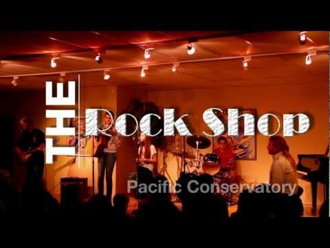 The Rock Shop Music Video at Pacific Conservatory