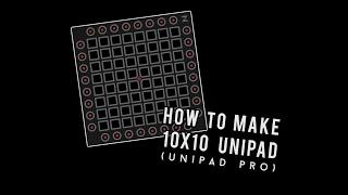Download lagu How to Make 10x10 Unipad Mod Cara Membuat Mod Unipad 10x10 MP3