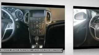 2016 Buick Cascada San Diego CA 216126