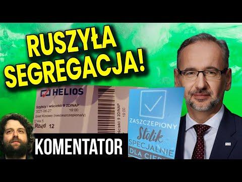 Ruszyła Segregacja w Polsce! Ale Wiele Film Wycofuje Się Po Krytyce - Analiza Komentator Finanse PL