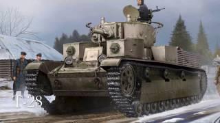 Средние танки СССР в период Второй Мировой Войны