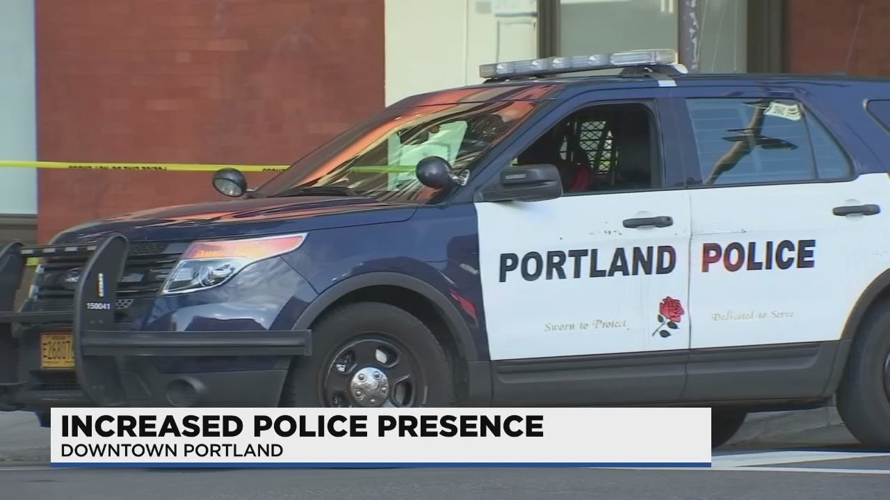 Download Police, FBI increase visibility in downtown Portland; residents share mixed reactions