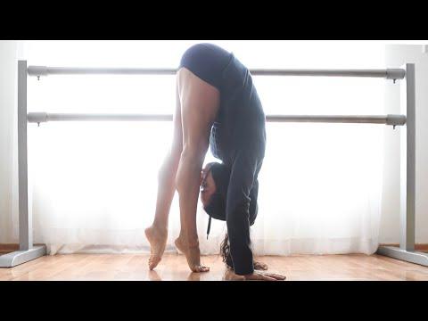 Ejercicios Ballet *PIERNAS FUERTES Y TONIFICADAS*  | Brenda Yoga