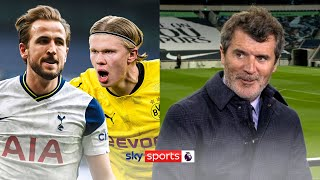 Harry Kane or Erling Haaland - who would be the BEST signing for Manchester United?!