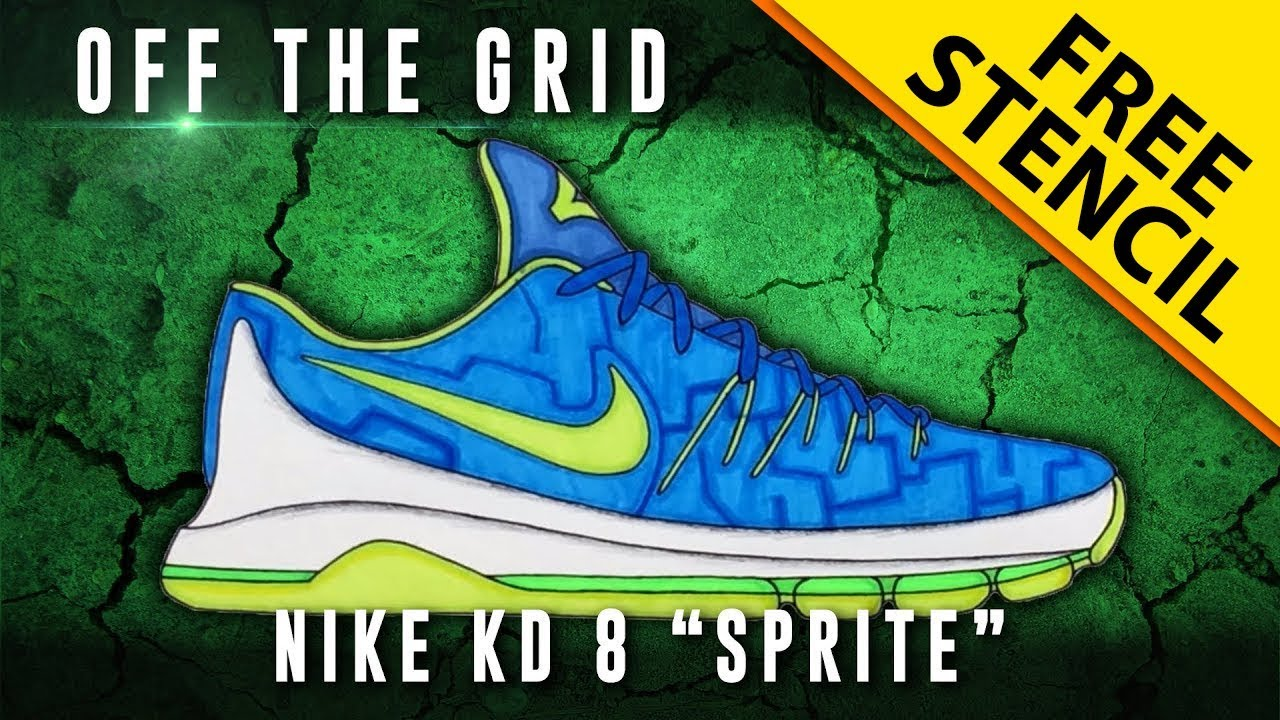 Off The Grid: Nike KD 8