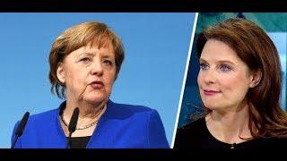 """WELT-Analyse: """"Angela Merkel hat eigentlich nur moderiert"""""""