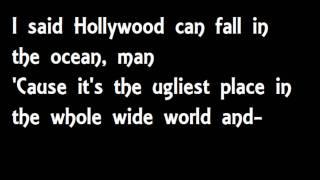 Goo Goo Dolls On the Lie lyrics YouTube Videos
