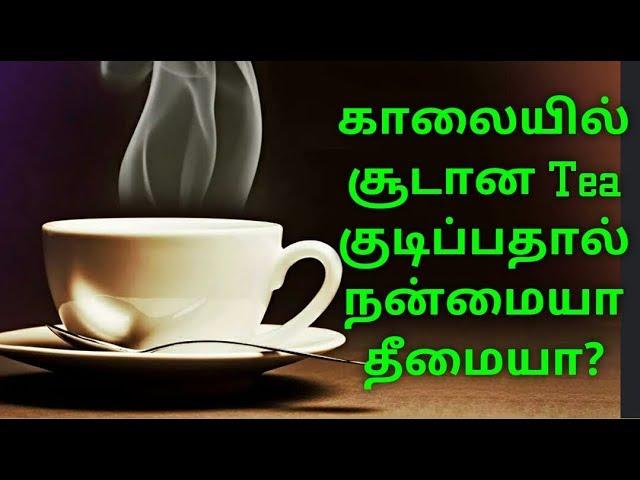 சூடான Tea குடிப்பது நல்லதா கெட்டதா?
