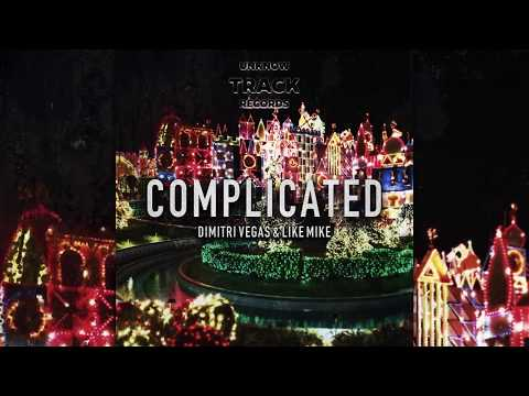 Dimitri Vegas & Like Mike vs David Guetta - Complicated