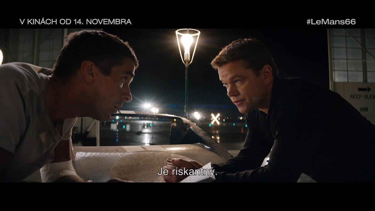 Le Mans´66 (2019) 20 s TV spot