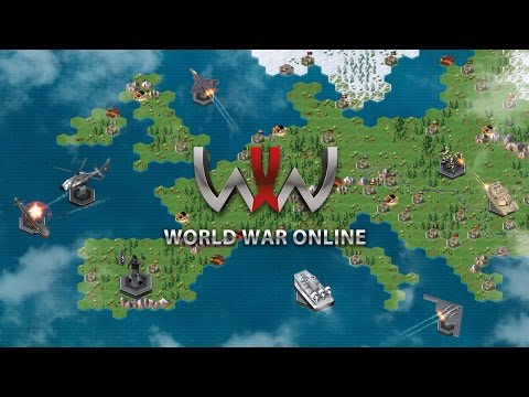 World War Online - Championship 2017 - FREE International Strategy Game