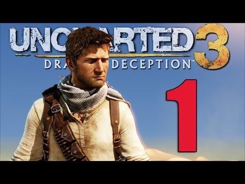 UNCHARTED 3 [Walkthrough ITA - PARTE 1] - Tutti sognano...