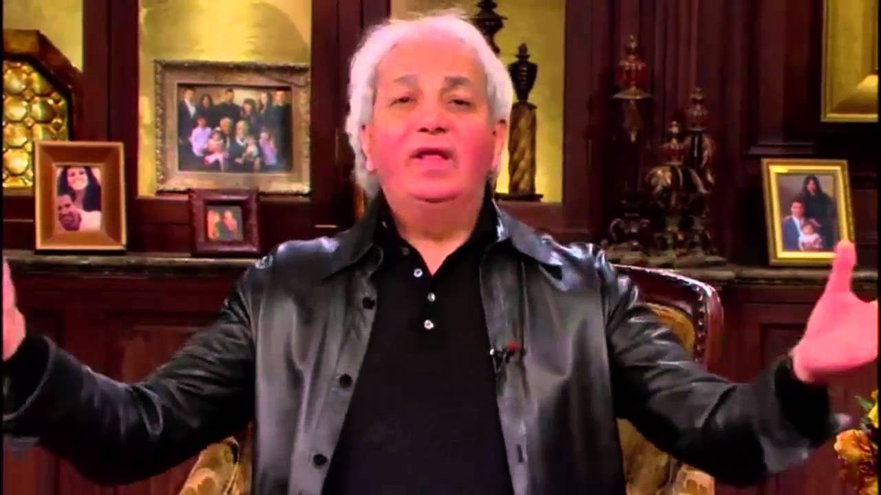 Fraud Benny Hinn Begs for Money