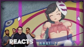 A Video Game That Comes with Panties - Kinda Funny Reacts to Gal Gun: Double Peace