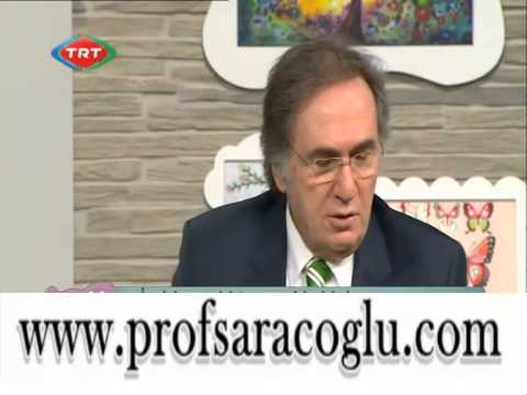 Prof. Dr. İbrahim SARAÇOĞLU Gül Hastalığına Karşı Öneriler
