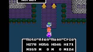 Dragon Warrior IV - Dragon Warrior IV (NES / Nintendo) - Final Chpt Ending - User video