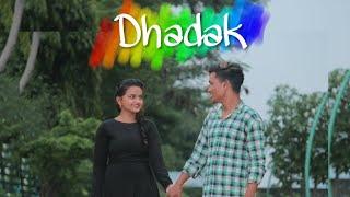 Pehli Baar | Dhadak | Ishaan & Janhvi | Cute Love Story | Ajay Gogavale