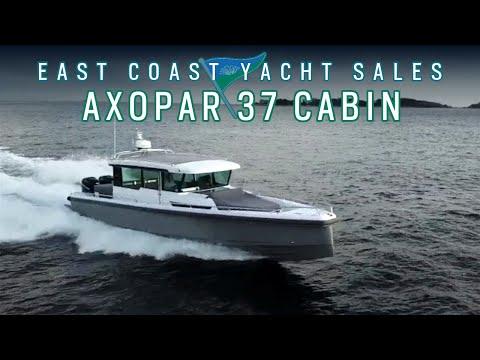Axopar 37 Cabin: Delivery Review