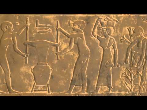 animation d 39 un bas relief egyptien egyptian low relief. Black Bedroom Furniture Sets. Home Design Ideas