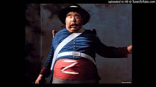 Zorro theme - Henry Calvin (Sergeant Garcia)