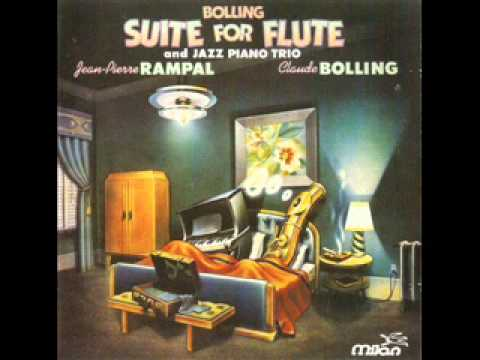 Claude Bolling & Jean-Pierre Rampal ~ Baroque And Blue