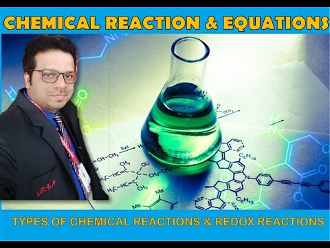 DOUBT CLEARING CLASS FOR CHEMICAL REACTION & EQUATIONS