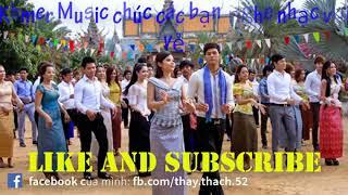 Liên Khúc Nhạc Khmer RomVong Hay Nhất | Khmer Music