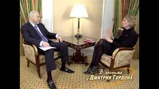 """Рената Литвинова. """"В гостях у Дмитрия Гордона"""". 2/3 (2011)"""