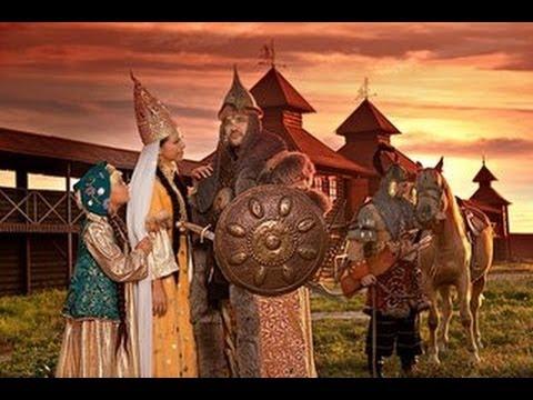 Казак камчысы -- Kazan Tatars -- Tatar folk music