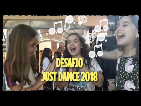 DESAFIO JUST DANCE 2018 ÁGUAS CLARAS SHOPPING