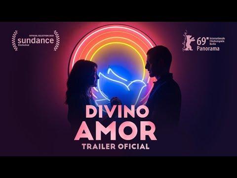 DIVINO AMOR   Trailer oficial