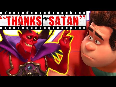 Wreck It Ralph Gets Wrecked On The Internet - LED