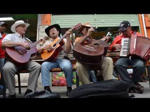 Música guasca, música Popular, la música del pueblo (Medellin)