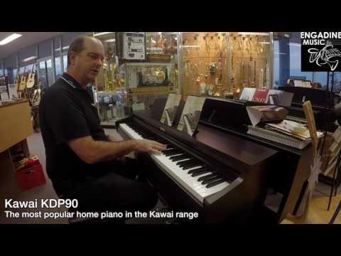 Kawai KDP90 Digital Piano Review Engadine Music