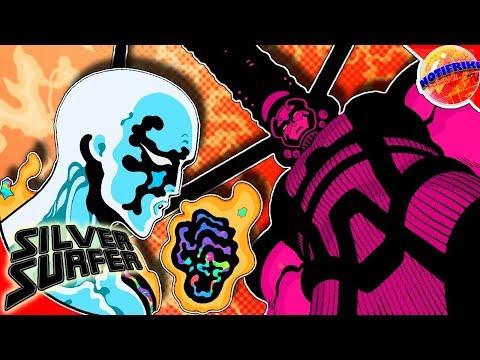 galactus-vs-silver-surfer-  -silver-surfer:-black-#4