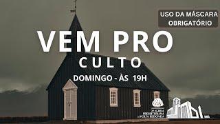 Culto de Louvor e Adoração -  08/11/2020