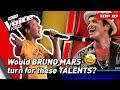 Best BRUNO MARS songs on The Voice Kids! | Top 10
