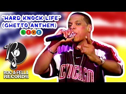 Jay-Z - Hard Knock Life (LIVE)