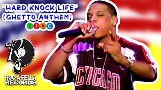 Teledysk: Jay-Z - Hard Knock Life (Ghetto Anthem)