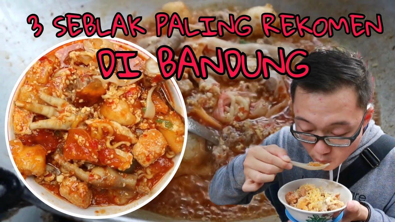 3 Rekomendasi Seblak Terbaik Di Bandung Wajib Dicoba Vlog013