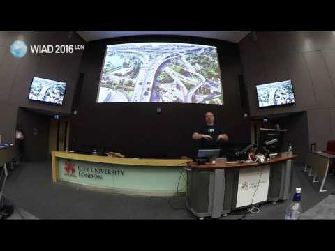James Smith: The Open Road: from Information Architecture to Data Infrastructure