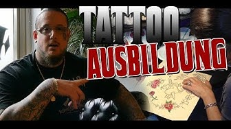 Tattoo Ausbildung - Tätowierer werden ⎮ Max Cameo