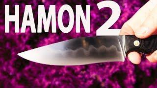 "Hamons 2 (aka ""The After-Hammond"") Hybrid vs Traditional Polishing"