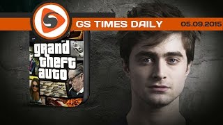 GS Times [DAILY]. Фильм по GTA, Fallout 4, Batman: Arkham Knight
