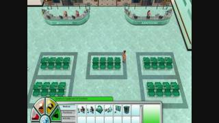 Hospital Tycoon Gameplay [HD] 1080p