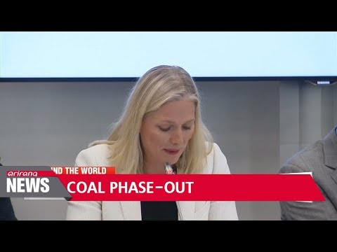 Britain, Canada lead alliance for global coal phase-out